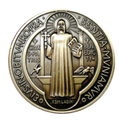 The Medal of Saint Benedict